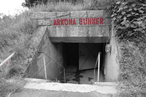 Bunker am Kap Arkona