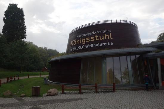 Nationalpark-Zentrum Königsstuhl