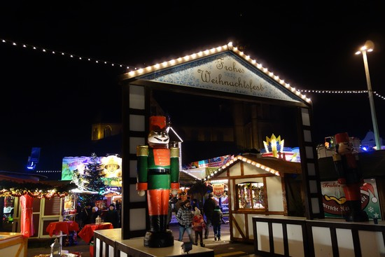 Weihnachtsmärkte auf Rügen