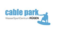 Wasserskilift auf Rügen in Zirkow