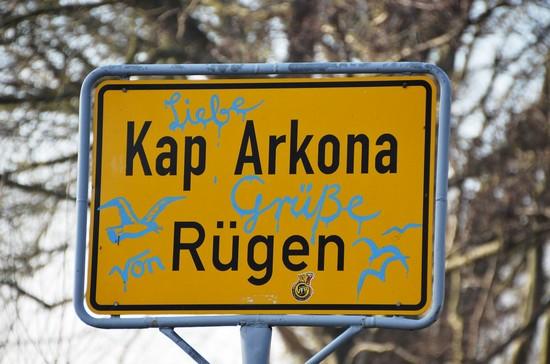 Kap Arkona im Norden Rügens