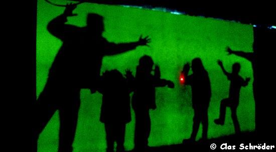 Gefrorene Schatten Experimenta Prora
