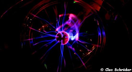 Plasmakugel Experimenta Prora