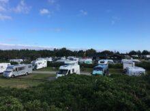 Campingplatz auf Rügen